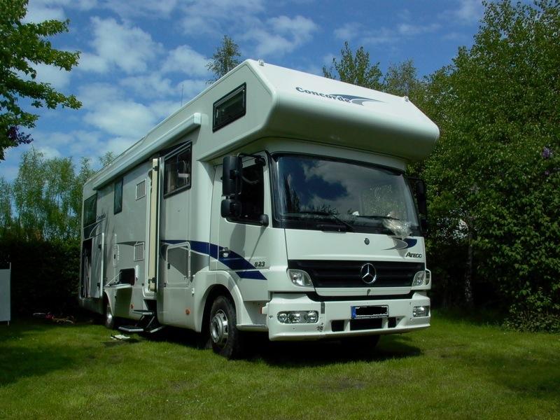 concorde cruiser 930 lb zu verkaufen wohnmobil forum. Black Bedroom Furniture Sets. Home Design Ideas