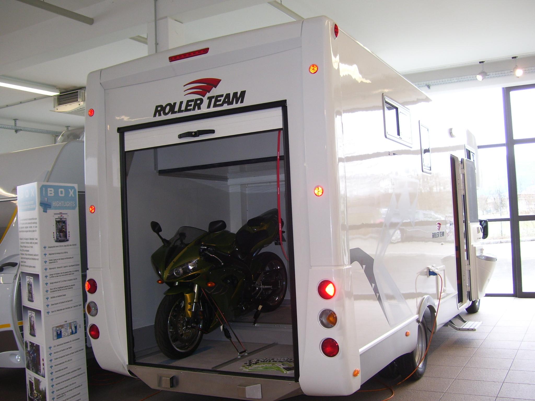 Roller Team New Box
