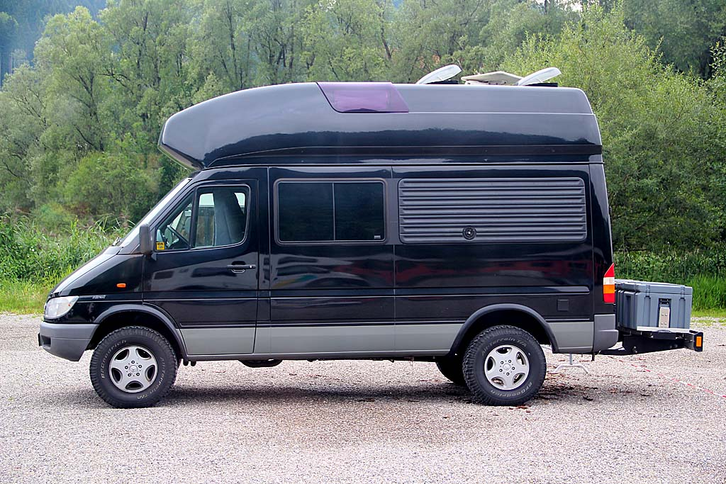 Luxury Camper Van 4x4 Autos Post