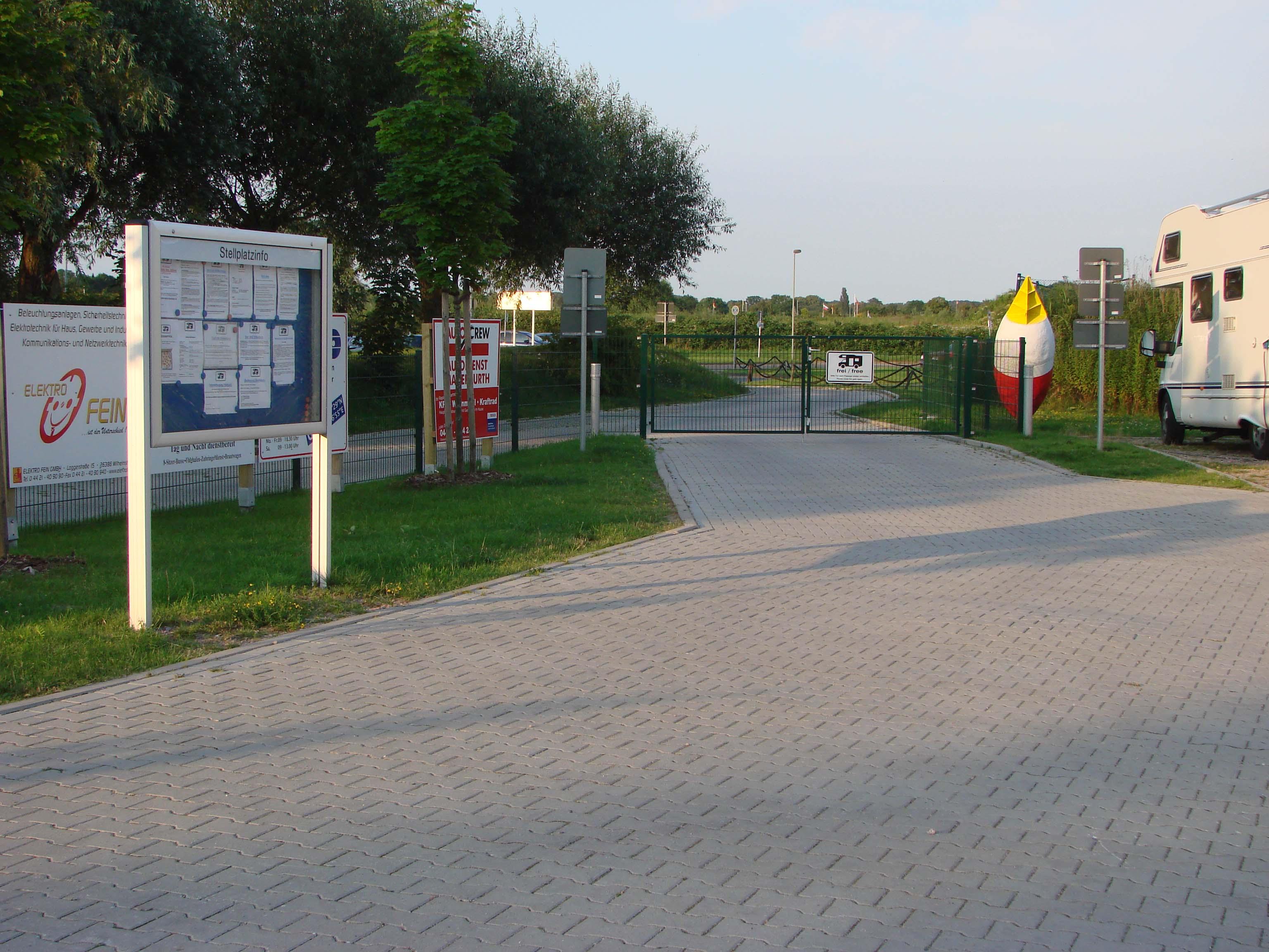 Enkelt tatt Wilhelmshaven