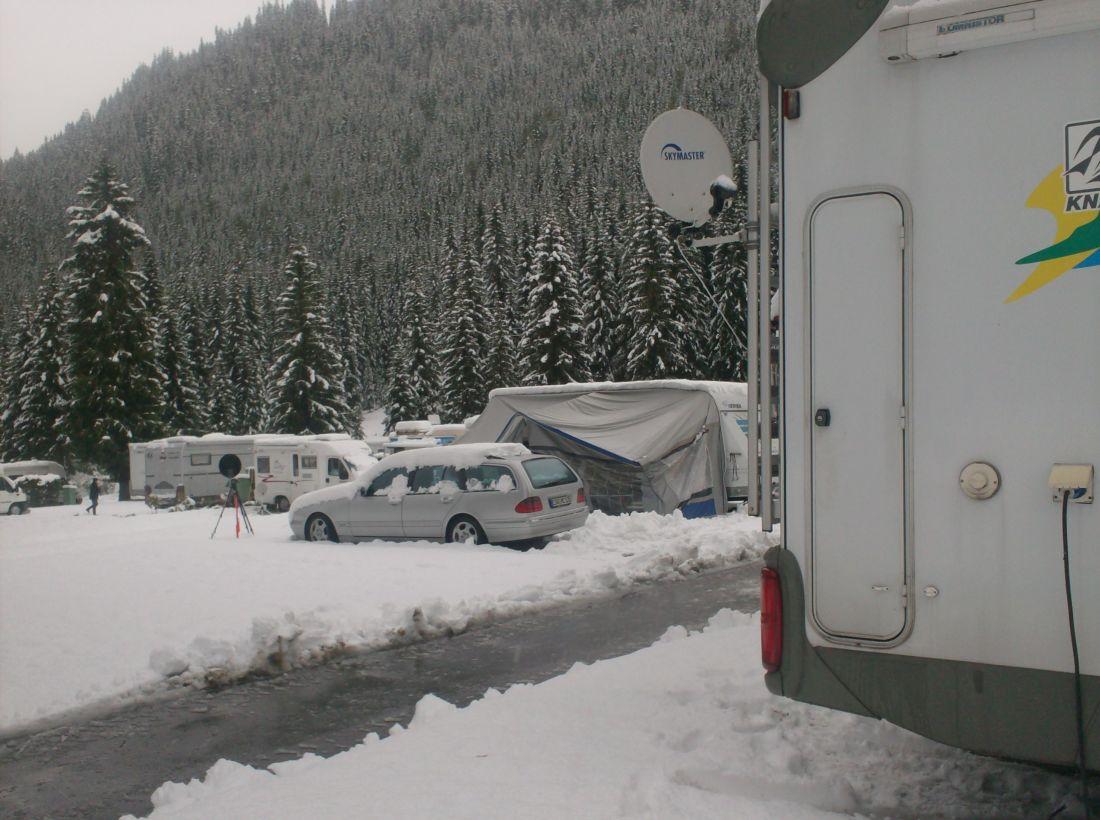 Wintervorzelt F Rs Wohnmobil Wohnmobil Forum