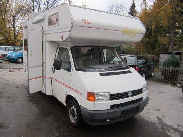 Eura Mobil Sun 580 Baujahr 1995 Ez 1996 96 400km