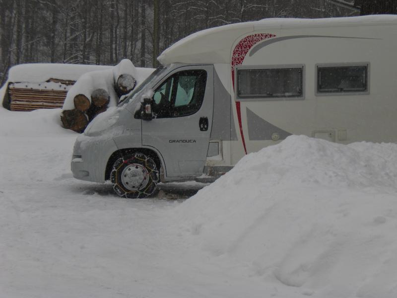 Dusche Von Innen Verputzen Welcher Aufbau : Roller Team Granduca 255 P Bj:08.2010 Km 1050 Schlafpl?tze 2 fest und