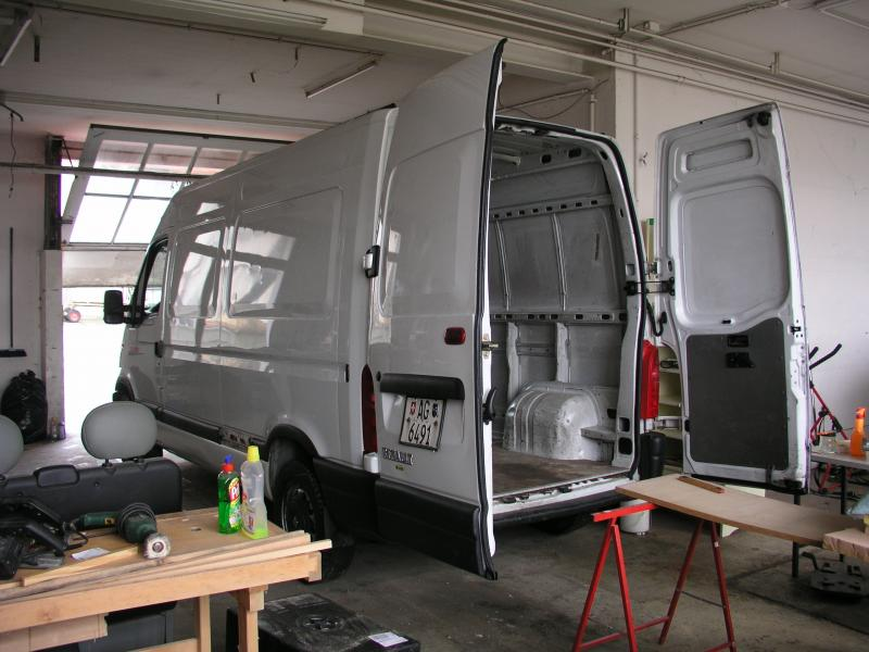 renault master t 33 jahrgang 2001 neuer ausbau dieses jahr wohnmobil wohnwagen forum. Black Bedroom Furniture Sets. Home Design Ideas