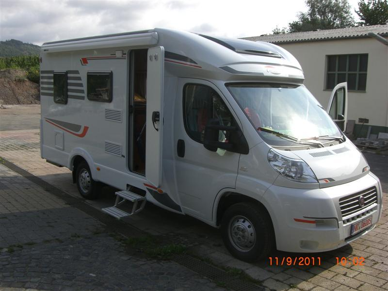 Carado T 135 Neufahrzeug 2 Schlafpl Tze Zgg 3500 Kg