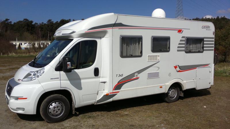 t 345 bj 2010 l nge 6 78m 2 schlafpl tze 27000 km wohnmobil wohnwagen forum. Black Bedroom Furniture Sets. Home Design Ideas