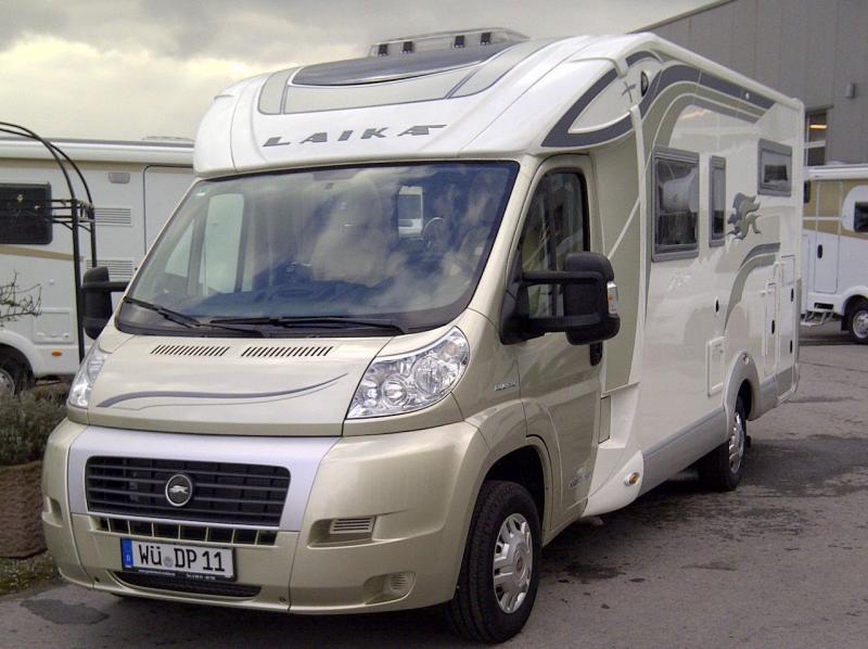 Laika X660r Limited Edition 2012 Ez 05 2012 Wohnmobil
